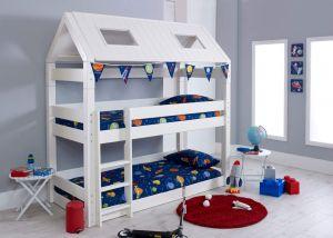 Flair Furnishings Scandinavia House Bunk Bed